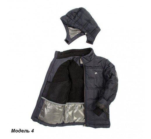 """Зимняя куртка на мальчиков и подростков """"Кубик"""""""