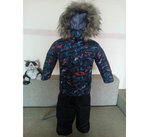 "Детский зимний комбинезон ""Мак Квин"""