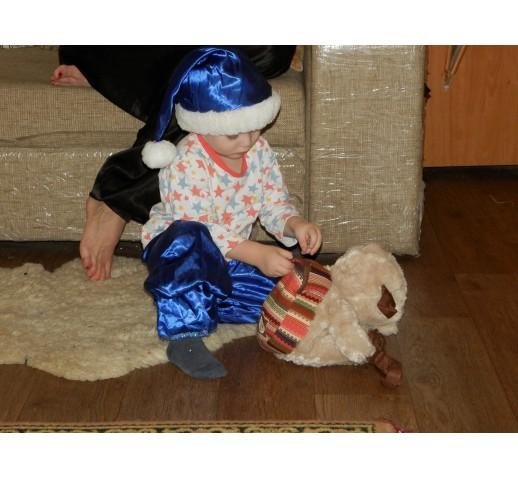 """Карнавальный костюм для детей """"Гномик"""""""