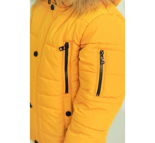60e375edf80 Зимняя детская куртка на мальчиков и подростков